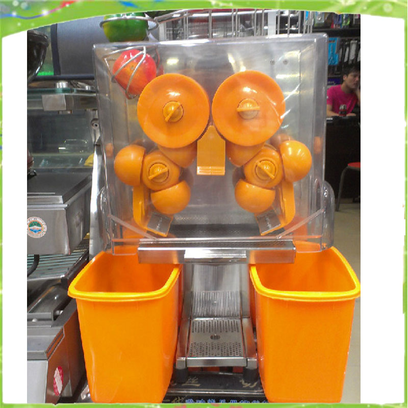 2016 free ship stainless steel automatic slow juicer electric orange juice machine cold press. Black Bedroom Furniture Sets. Home Design Ideas