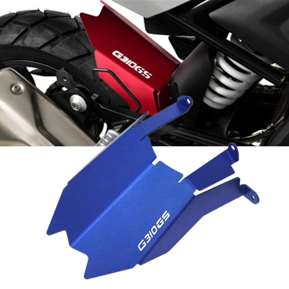 2018 Motorcycle Accessories CNC G310GS Rear Wheel Hugger Fender Mudguard Mud Splash Guard For BMW G310