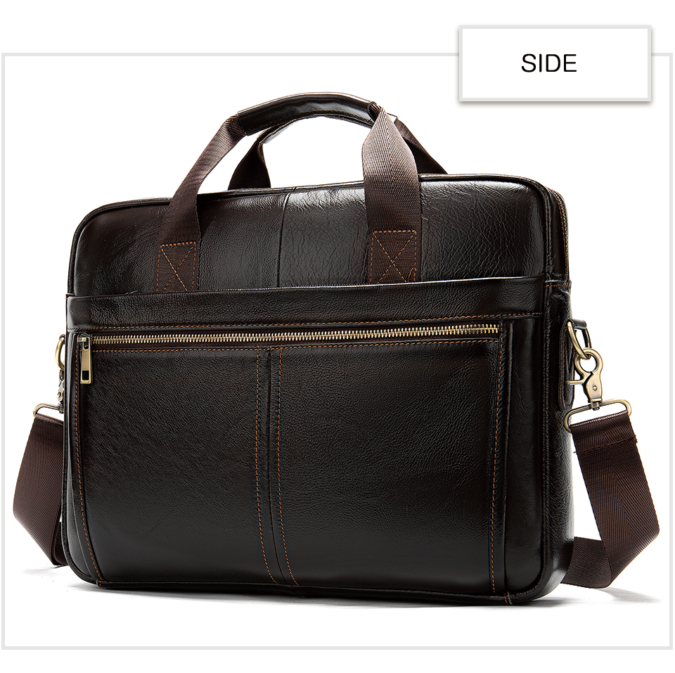 HTB1u9gwUgHqK1RjSZJnq6zNLpXa8 MVA men's briefcase/genuine Leather messenger bag men leather/business laptop office bags for men briefcases men's bags 8572