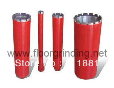 114mm*370mm Diamond Core Drill Bits | 4.56'' reinforced concrete wall wet core bits | Professional engineering core drill цены онлайн