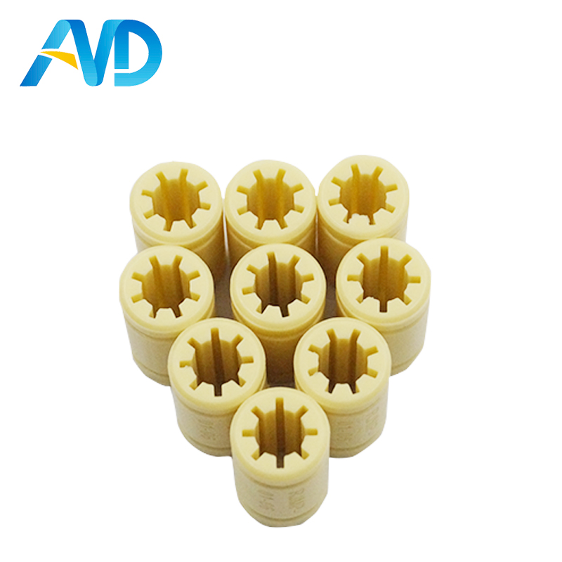 8pcs 3D Printer Solid Plasticr Bearing ID 6/8/10/12mm Shaft Igus Drylin RJMP-01-06 RJMP-01-08 RJMP-01-10 RJMP-01-12