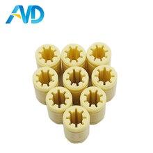 8pcs 3D Printer Solid Plasticr Bearing ID 6/8/10/12mm shaft Igus Drylin RJMP-01-06 RJMP-01-08 RJMP-01-10 RJMP-01-12 gaudi 63bd25275 01