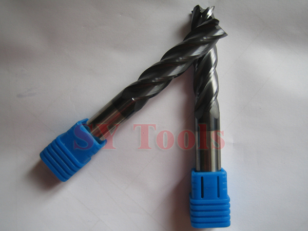 цены 12mm Four Flutes(long) Spiral Bit Milling Tools Carbide CNC Endmill Router bits hrc45 D12*45*D12*100