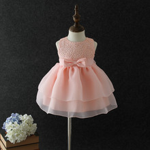 Toddler Baby Girl Pink Christening Baptism Gown Party Wedding Dress For Infant Pregnant Dress For Girl Kids 1 2 Years Vestidos newborn baby girl lace dress baptism sets baby gown christening dresses first communion infant birthday party wear for 0 2 years