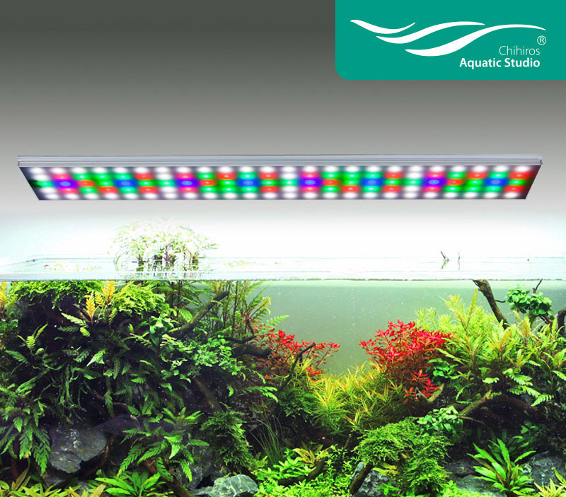 Led-Lighting-System Aquarium Fish-Tank Water-Plant Chihiros Rgb-Series Multi-Color