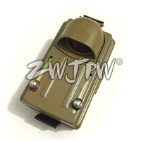 Original Chinese Military 3 Color Vintage Singal Light Battery Power Imitate German Light