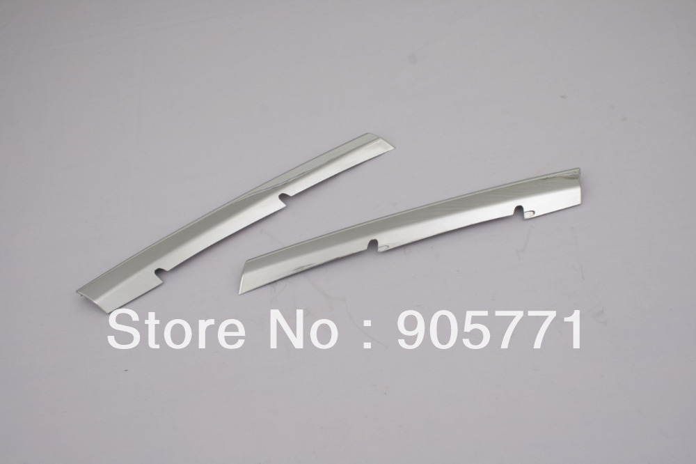 Methodical High Quality Chrome Front Grille Trim For Cadillac Srx Free Shipping Cheap Sales 50%