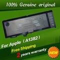 """JIGU Бесплатная доставка A1382 Оригинальный Аккумулятор Для Ноутбука Apple MacBook Pro 15 """"A1286 MC721 MC723"""