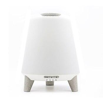 New Home Decor Smart Ultrasonic Aromatherapy Essential Oil Aroma Diffuser Music Humidifier Night Light Home Decoration Accesso