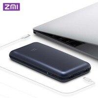 Xiaomi ZMI Power Bank 20000mah 15000mAh USB PD External Battery portable charging Hub QC 3.0 Charge Pack Charger 18650 Powerbank