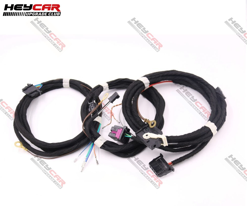 US $66.49 5% OFF For Audi A6 C7 Power tailgate Tow Bar Electrics Kit on tow license plate bracket, tow cable, tow lights,