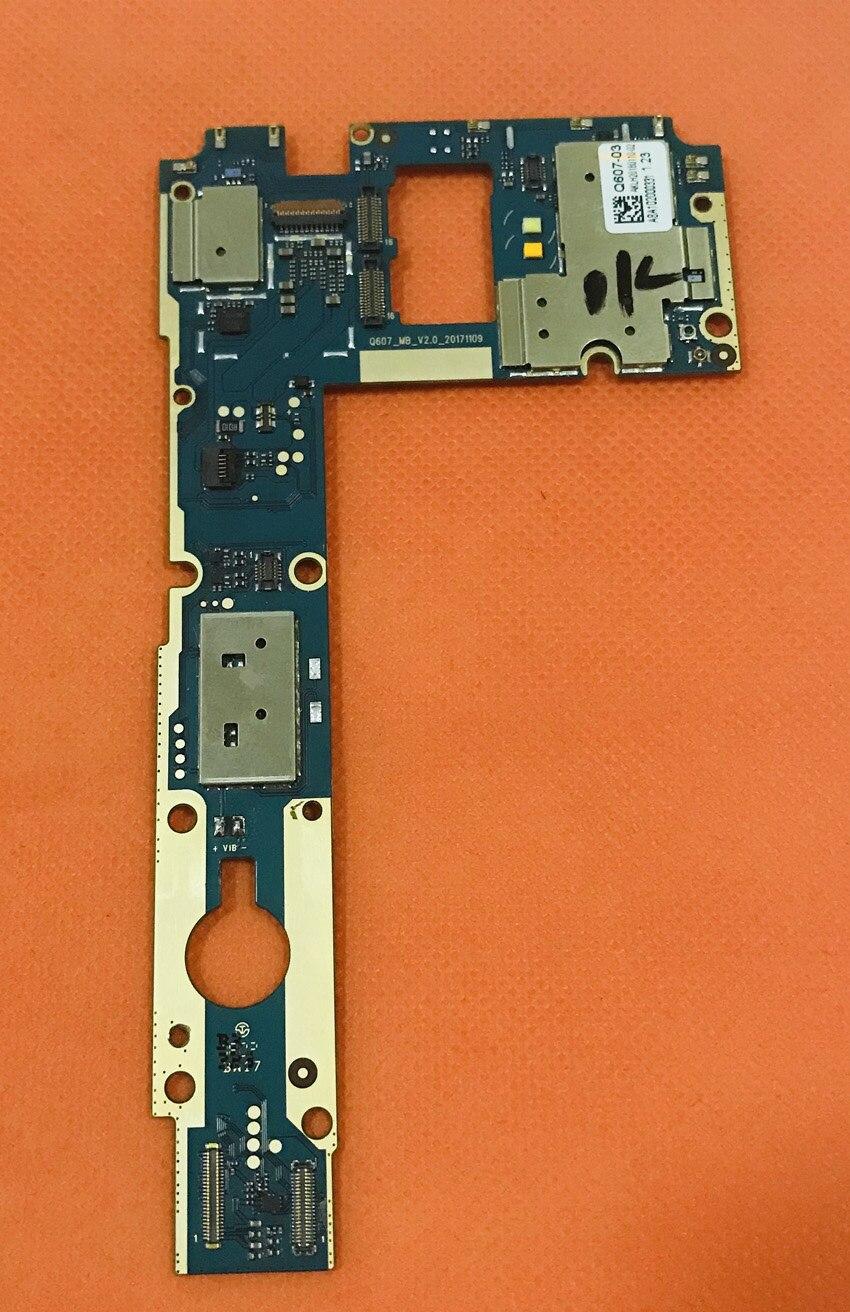 Placa base Original de 6G RAM + 128G ROM placa base para Elephone U E9002 MT6763 Octa Core envío gratis Doogee-teléfono inteligente N20, teléfono móvil con pantalla FHD de 6,3 pulgadas, Octa Core, 16.0mp Triple de cámara trasera, 64GB rom, 4GB RAM, procesador MT6763, batería de 4350mAh, Android 9,0 LTE