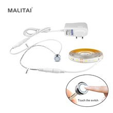 Buy led rope light dimmer and get free shipping on aliexpress malitai stepless dimmable led night light strip touch switch brightness dimmer aloadofball Images