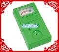 Frete Grátis Para O Reparo do Relógio de Plástico Botão Coin Celular Battery Power Checker Teste Tester Ferramenta