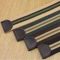 Нью-Лонг Холст пояса 4 мм утолщение холст пояса автоматическая пряжка пояса (просто пояса не пряжки) 110 см-160 см