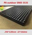 Whatch P8 открытый SMD полноцветный модуль 256 мм * 128 мм, 32*16 пикселей, 15625 dots/m2