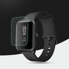Weiche TPU Klar Smart Uhr Screen Protector Film Smart Uhr Screen Protector für Xiaomi für Huami für Amazfit Bip TEMPO lite(China)