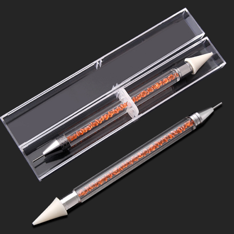 Diamond Embroidery Pen With Light Mosaic Cross Stitch Drill Point Painting Tools
