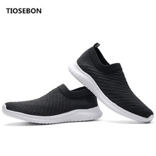 Buy Running Shoes Walking Casual Sports Knit Workout Sneakers Lightweight Jogging Sneakers Outdoor Sport Shoes Soft Footwear directly from merchant!