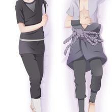 Cover-Case Pillow Sasuke Naruto-Characters Dakimakura Otaku Body-Throw Hugging Anime