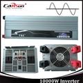 Onda Senoidal pura Inversor 10000 W DC 12 V/24 V/48 V para AC 110 V/220 V/240 V Off Grid Inversor para Air-condition/Refrigerator/Bomba