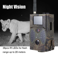 12mp 940nm black flash wireless night vision hunting camera mms HC 300M support GSM sim card