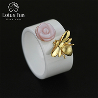 Exclusive 2015 New Arrival 925 Sterling Silver Handmade Jewelry Very Beautiful And Natural Design Ring For