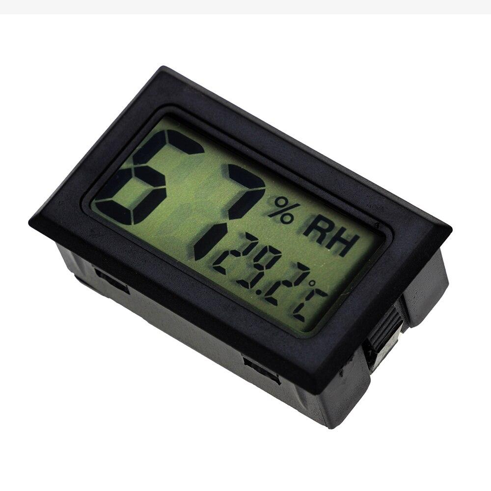 Livraison gratuite mini digital lcd température intérieure hygromètre thermomètre hygromètrechina mainland