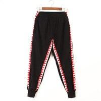 Trousers for women Cotton Loose Streetwear Harajuku Unique ladies Black Red Trousers Sportwear Casual Women's pants female P