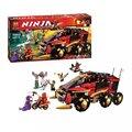 Fantasma Ninja Ninjagoed DB X Masters of Spinjitzu blocos de construção do Modelo de ação conjunto tijolos Brinquedo do bebê menino