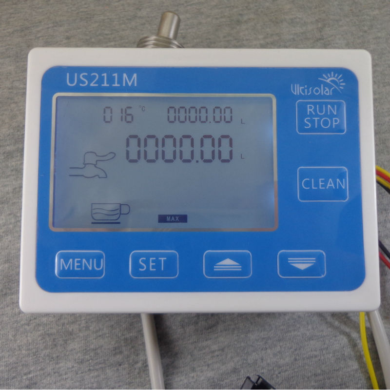 US211M Hall Water Flow Sensor Reader 24V Flow Reader Exclusive Sale Compatible with any of our