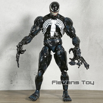Marvel Venom 1/6 Scale Action Figure Toy Super Hero Collection Model Doll Birthday Gift for Children