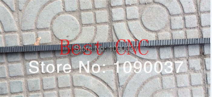 CNC Rack Gear Mod 4 40x40 x1000mm spur gear  45 steel toothed frequency hardening 4 mod c45 steel 2 0m spur gear 20teeth and rack 2mx20 20x1000 for cnc machine