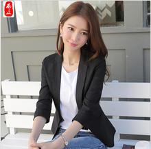 THYY 2018 Solid Full Spring Autumn Coat Blazer Women Suit Ladies Refresh Blazers Comfortable Women's Blazers Free Shipping A796