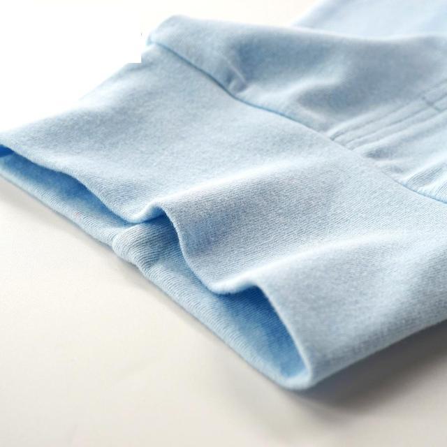 Cotton High Waist Pants 3