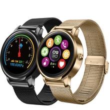 Lemado nuevo f1 mtk2502 smart watch con monitor de ritmo cardíaco de bluetooth para android ios teléfono