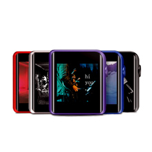 SHANLING M0 Bluetooth portable music player AMP Pure Gesture conteol MP3 ESS ES9218P 15 hr Battery Life support DSD aptX