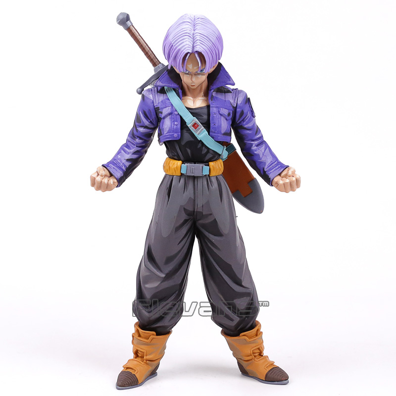 Dragon Ball Z MSP Master Stars Piece The Trunks Manga Dimensions PVC Figure Collectible Model Toy