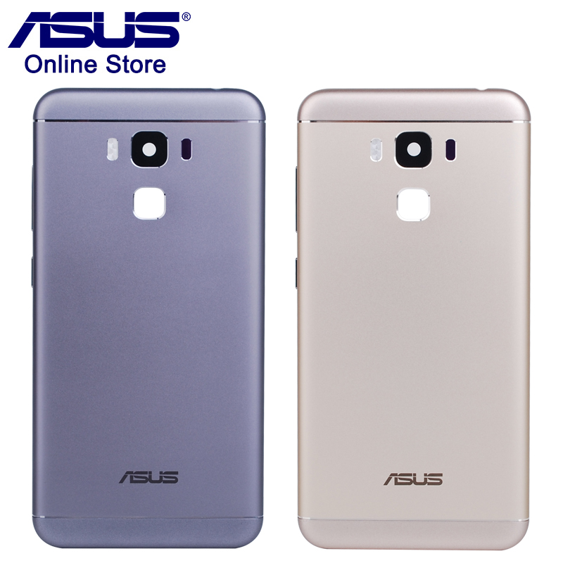 Original Phone Case Back Cover Rear Battery Cover For ASUS Zenfone 3 Max  ZC553KL 5 5 inch With High Quality Phone Housing