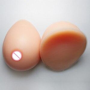 Image 3 - Büyük silikon meme 6000 g/çift sürükle kraliçe meme formları transeksüel Crossdresser büyük sahte meme göğüsler gözyaşı/su damlası
