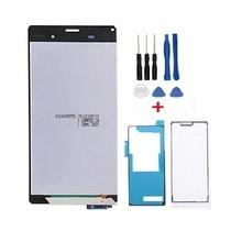 Купить онлайн Coreprime испытания ЖК-дисплей Дисплей для Sony Xperia Z3 d6653 d6633 D6603 Сенсорный экран планшета Ассамблеи Замена + Инструменты + ленты