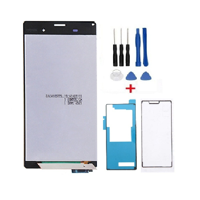 Coreprime Tested LCD Display For Sony Xperia Z3 D6653 D6633 D6603 Touch Screen Digitizer Assembly Replacement+Tools+Tapes