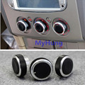 Air Conditioning heat control Switch knob For FORD FOCUS 2 MK2 Focus 3 MK3 AC Knob Car 3pcs per set
