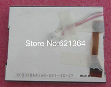 best price and quality  original   KCS038AA1AK-G21  industrial LCD Display