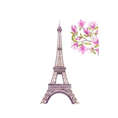 Flowers Eiffel