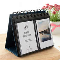 BALLE Instax Mini Photo Album 68 Pockets Desk Calendar Album for Fuji Instant Mini 8 9 70 50s Polaroid Z2300 PIC-300P Film