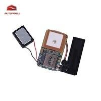 PCBA ZX303 GPS Tracker GSM Lokalizator GPS Wifi LBS Dyktafon wolne Internetowej Śledzenia APLIKACJI SMS Współrzędnych Podwójny System G03 Mini Tracker