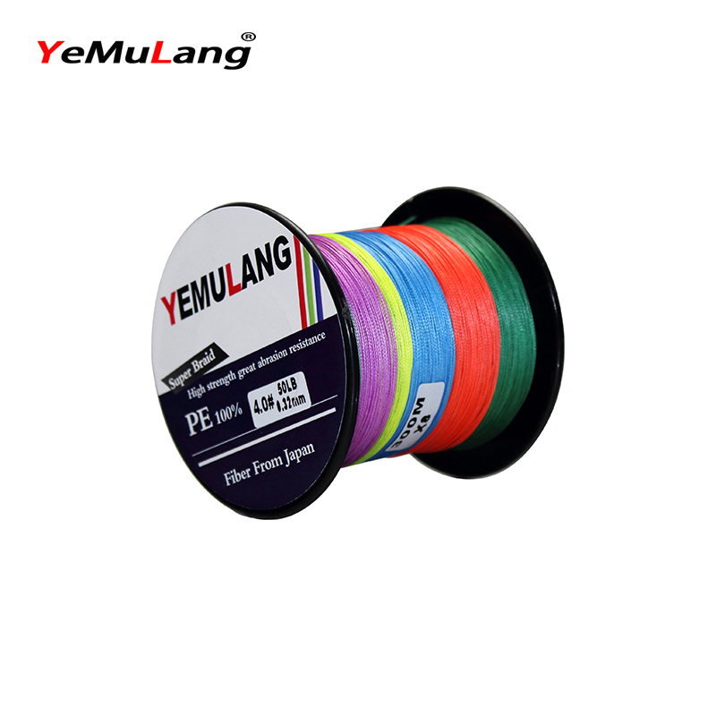 Balıqçılıq aksesuarları üçün YeMuLang 300M 8 iplikli - Balıqçılıq - Fotoqrafiya 2
