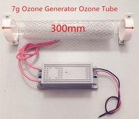 Высокое качество 7g озоновый генератор озоновая трубка 7 Гц/ч для DIY очиститель воды