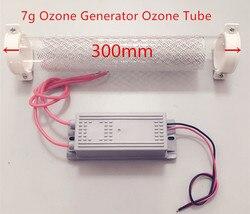 Wysokiej jakości 7g Generator ozonu przewodem ozonowym 7 g/h dla DIY roślina wodna oczyszczacz